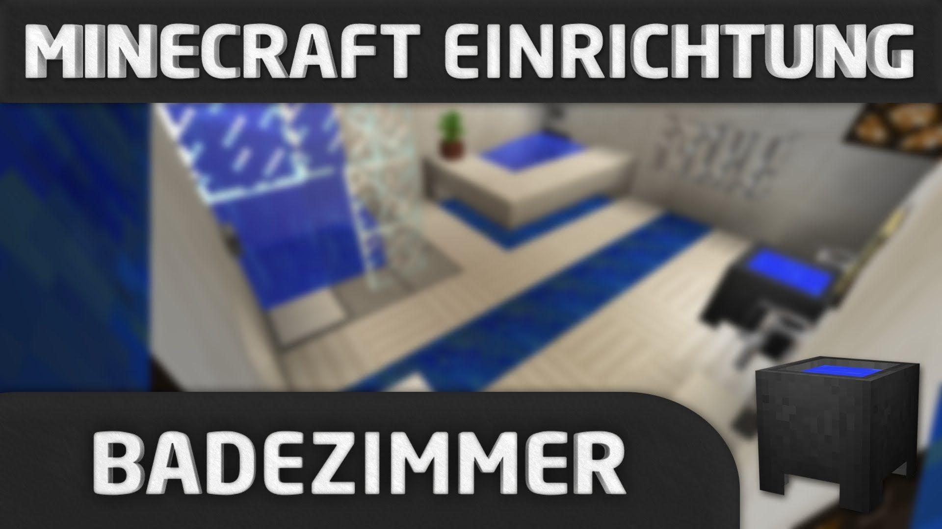 Minecraft Einrichtungsideen Badezimmer Convenience Store Products Packing