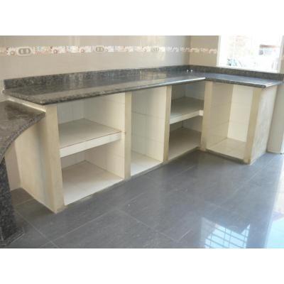 Su cocina empotrada economica kitchens pinterest for Fabricantes de cocinas integrales economicas df
