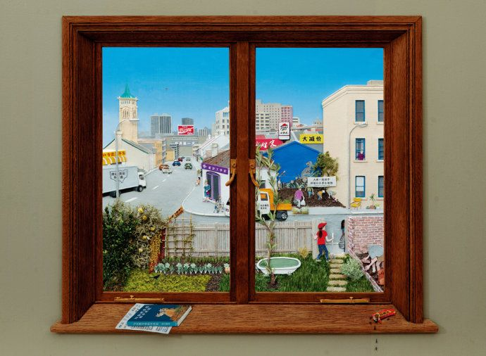 Image result for the window jeannie baker