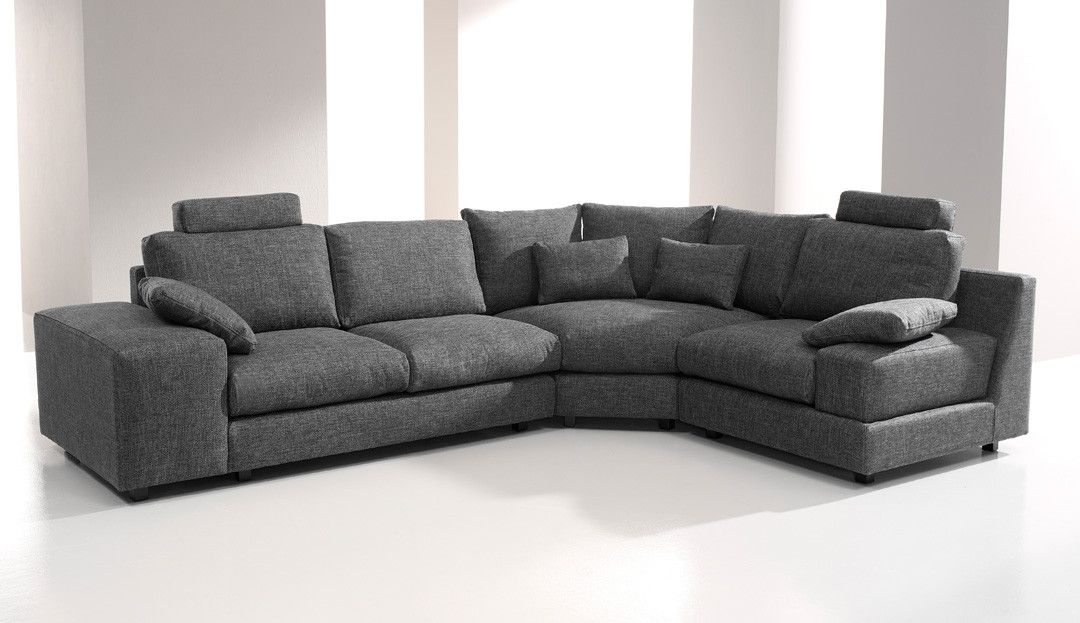 Carla Modular 3 Seater Sofa With Chaise End | Sofas | Darlings : 3 seater sofa with chaise - Sectionals, Sofas & Couches