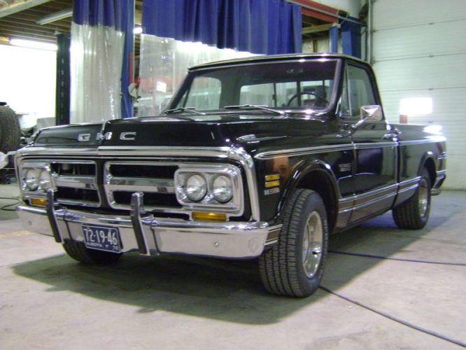 1972 gmc | 1972 GMC Sierra 1500 Sierra Grande Pickup Truck