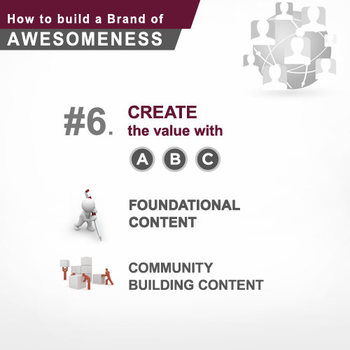 6 steps to build a brand of awesomeness building your brand of
