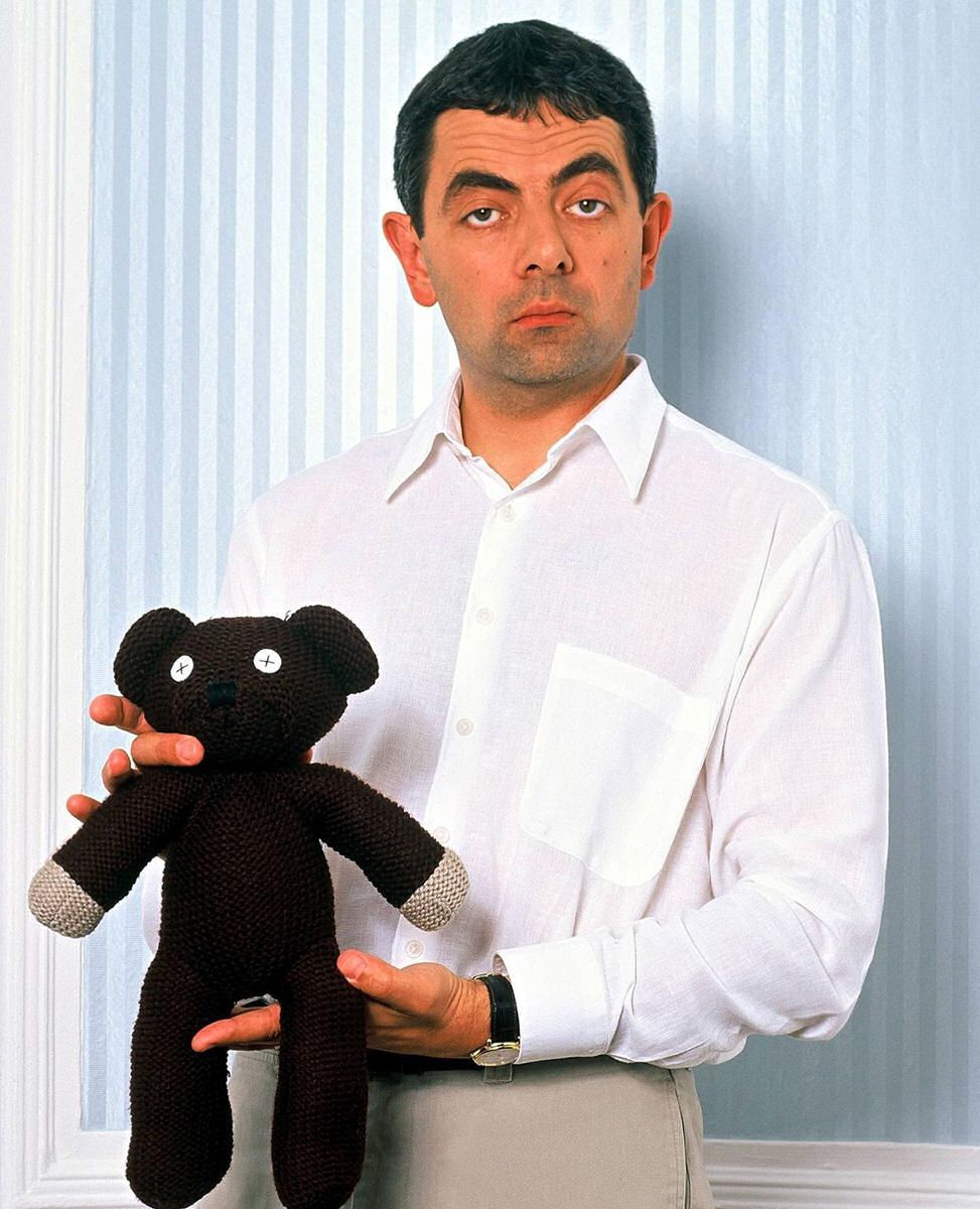 Rowan Atkinson Mr Bean Mr Bean Wallpaper Johnny English
