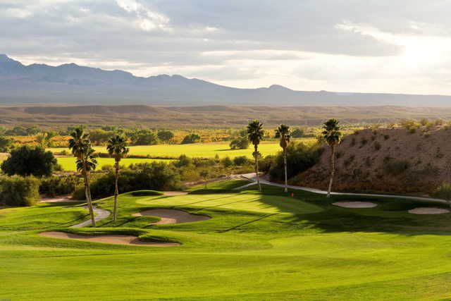 The Palms Golf Club In Littlefield Golf Courses