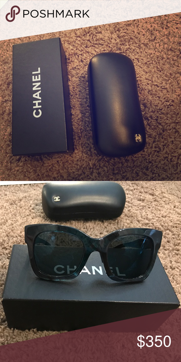 0207f9b3cc4a I got it back in December and wore it few times CHANEL Accessories  Sunglasses