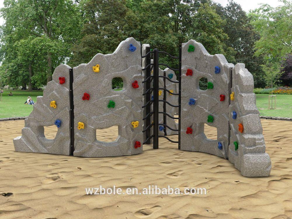 new product playground equipment rock climbing wall amusement park playground backyard climbing. Black Bedroom Furniture Sets. Home Design Ideas