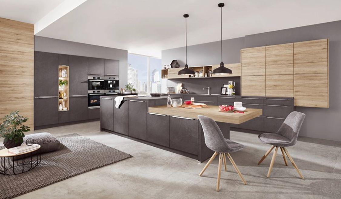 Idee Von Bruno Deladj And Co Auf Cuisines Moderne Kuche Nobilia