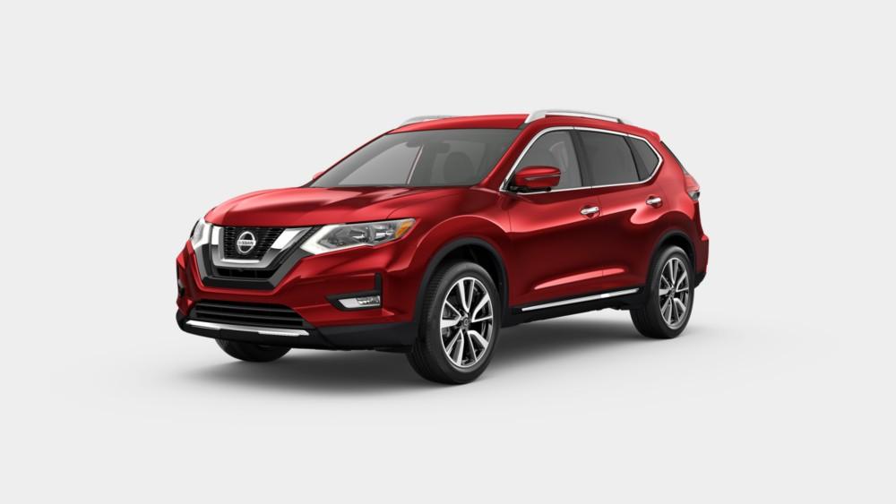Build & Price a 2019 Nissan Rogue Nissan USA Sports