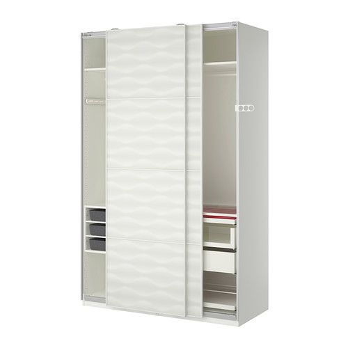 Us Furniture And Home Furnishings With Images Built In Wardrobe Wardrobe Storage Ikea Pax Wardrobe