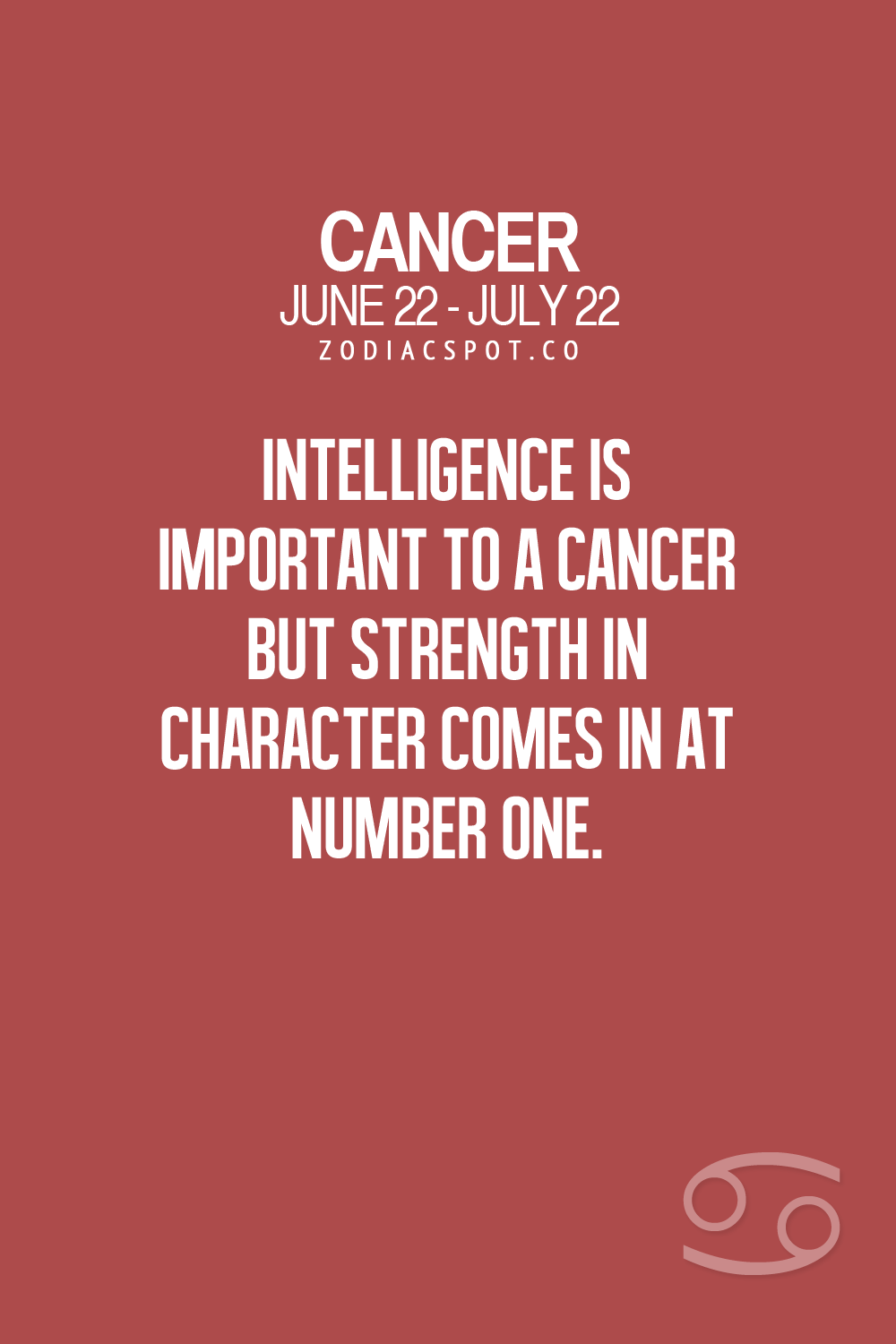 Astrology cancer dating cancers astrology love