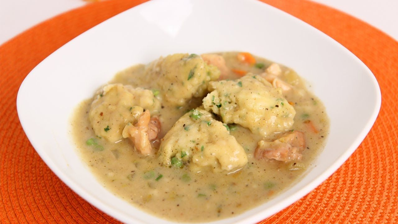 recipe: what is a good accompaniment to chicken and dumplings [14]