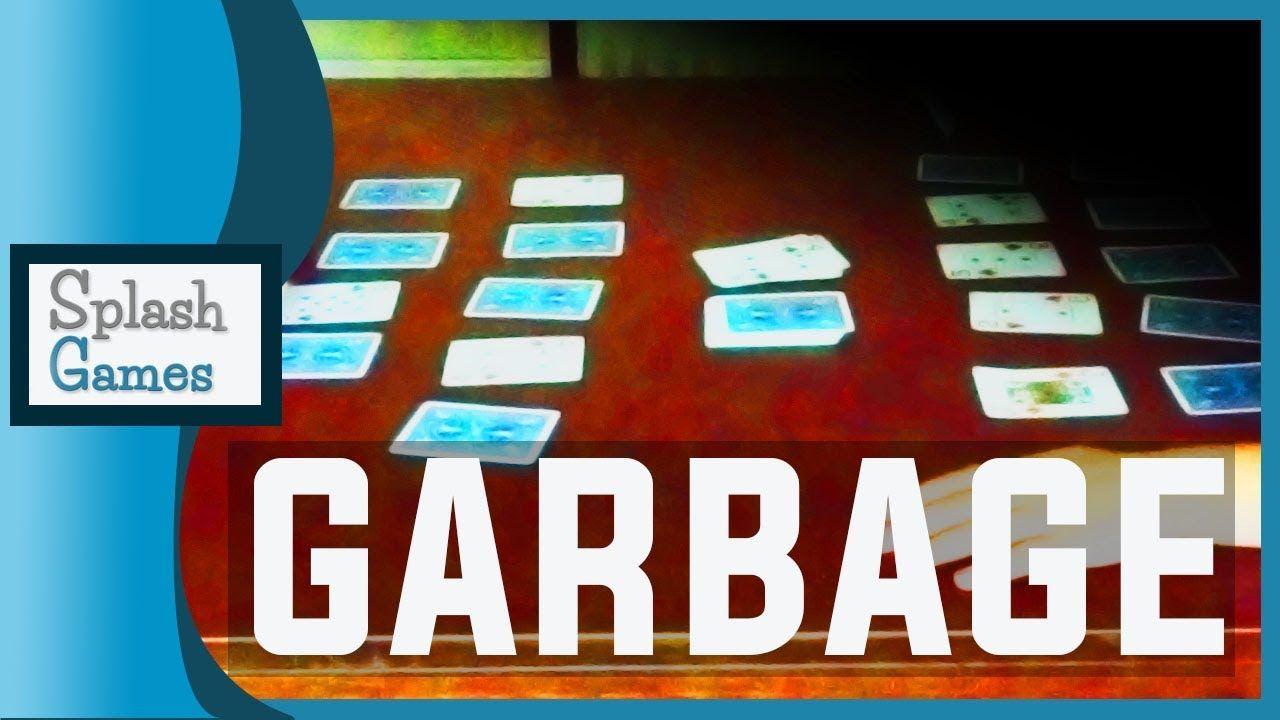 Card Game Garbage Card games
