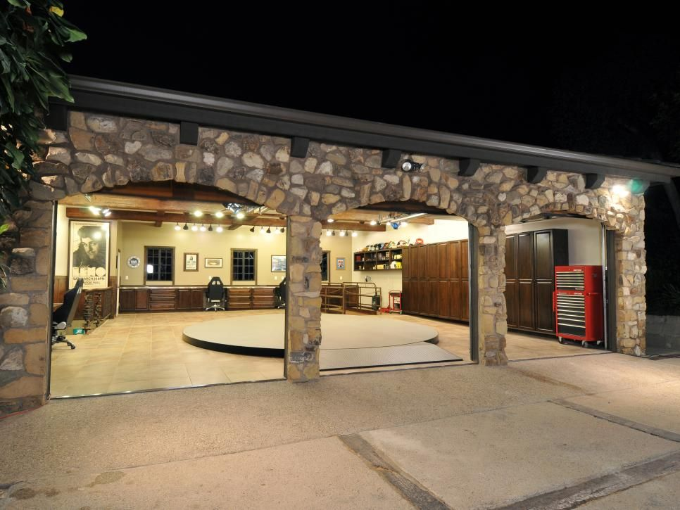 garages converted work and workout spaces diy cool on extraordinary affordable man cave garages ideas plan your dream garage id=11262