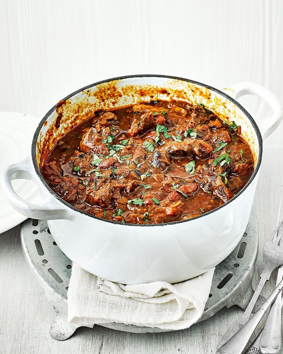 Beef Shin And Ale Ragu Recipe In 2020 Delicious Magazine Food