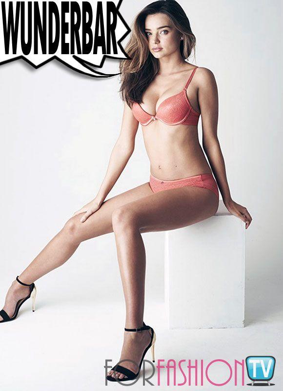 58ee5632fc  MirandaKerr STRIPS DOWN    Wonderbra Campaign - That s Just WUNDERBAR!!!
