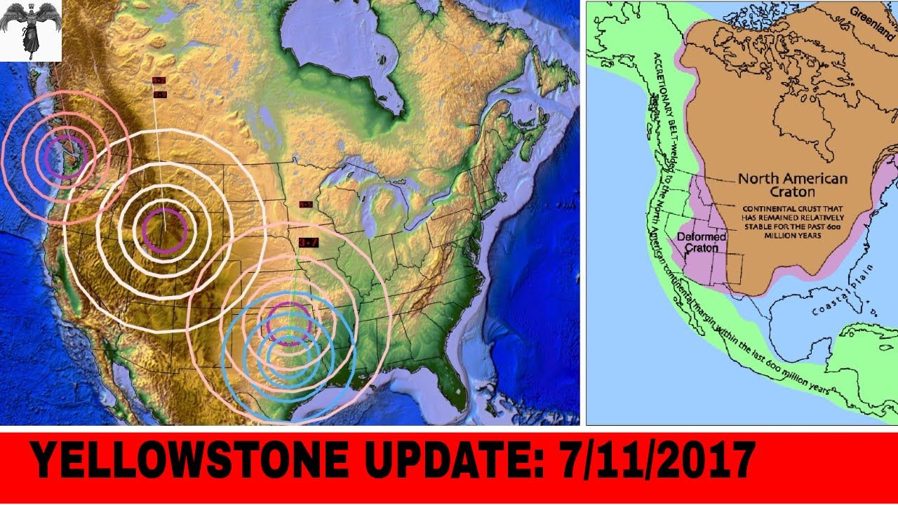 BREAKING NEWS EARTHQUAKE WARNING: YELLOWSTONE SUPERVOLCANO