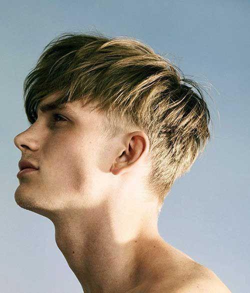 Men 5 Trendy Hairstyles In 2019 Hairstyle Blog Certified As En 2020 Tendances Coiffures Coupe Homme Coiffure Frange