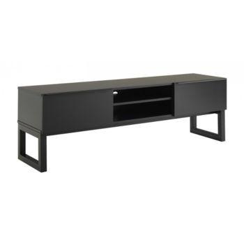 OVIO meuble TV anthracite Dco new home Pinterest