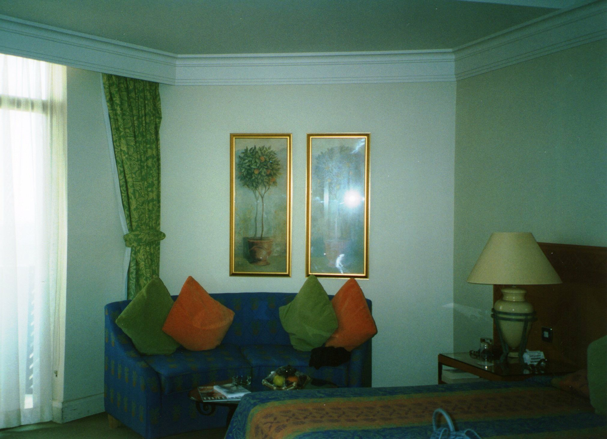#tbt A room in our #JAjebelalibeachhotel in 2002 (photo courtesy of Deborah & Steve Hutton) - they look a little different now... :-)