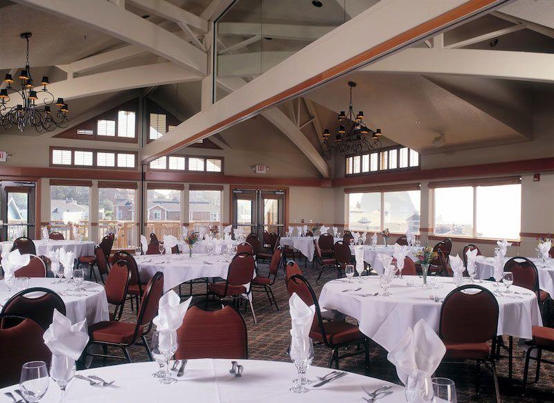 Surfsand Ballroom Cannon Beach Wedding Facilities Resort 1 5hr From Portland