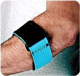 "EA/1 - Blue, Un (7""-15"") Neoprene Tennis Elbow Strap"