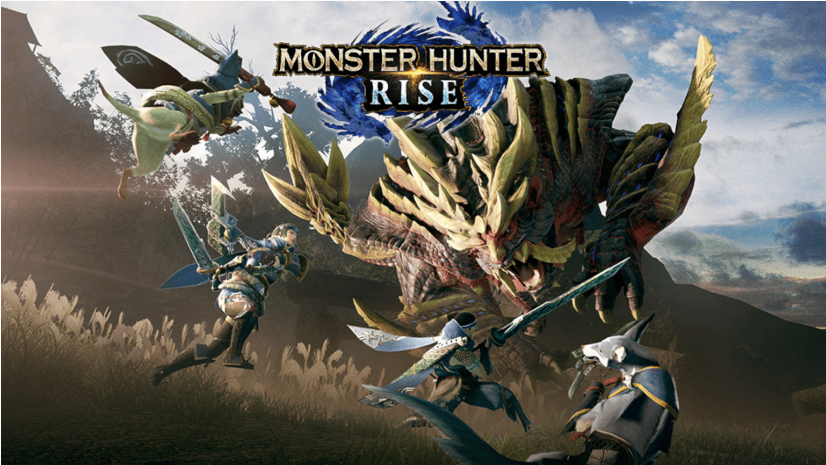 Monster Hunter Rise Announced For Switch And It Looks Really Good Monster Hunter Monster Hunter World Monster Legends
