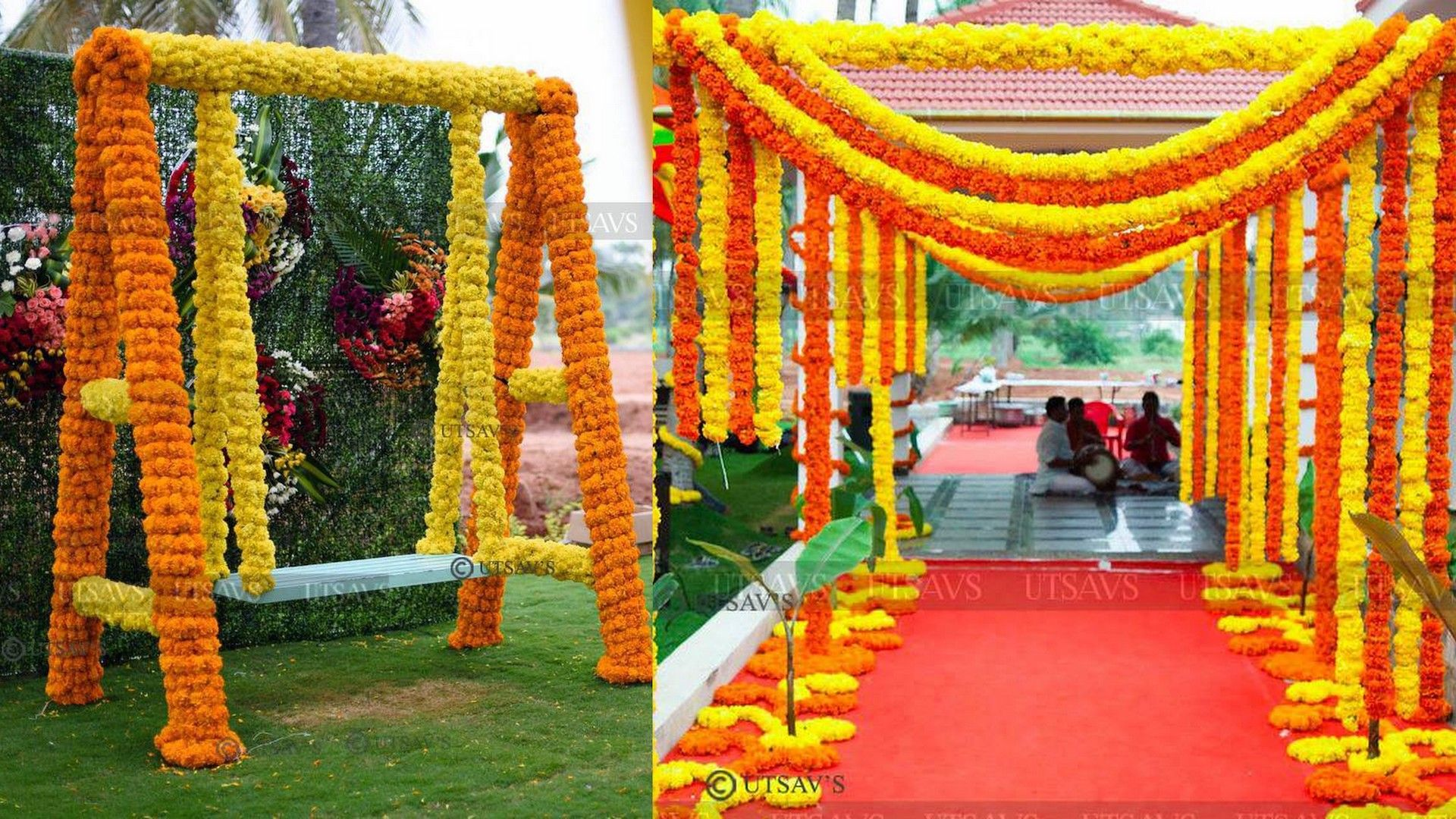 Decoration ideas for simple events at your home indian wedding decoration ideas for simple events at your home junglespirit Images