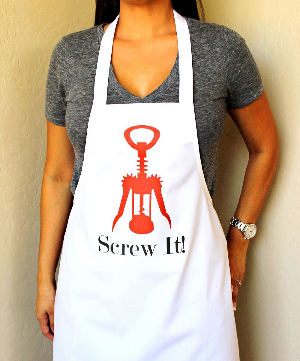 Cute apron to wear for when I get my cooking on... | My Style ...