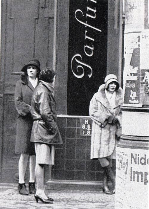 streetwalkers in weimar berlin 1920 s weimar and early. Black Bedroom Furniture Sets. Home Design Ideas