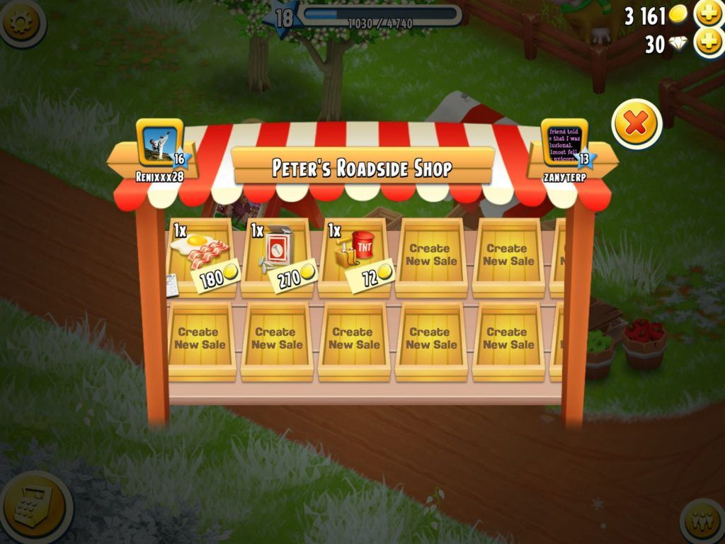 hay day unlimited coins and diamonds no survey