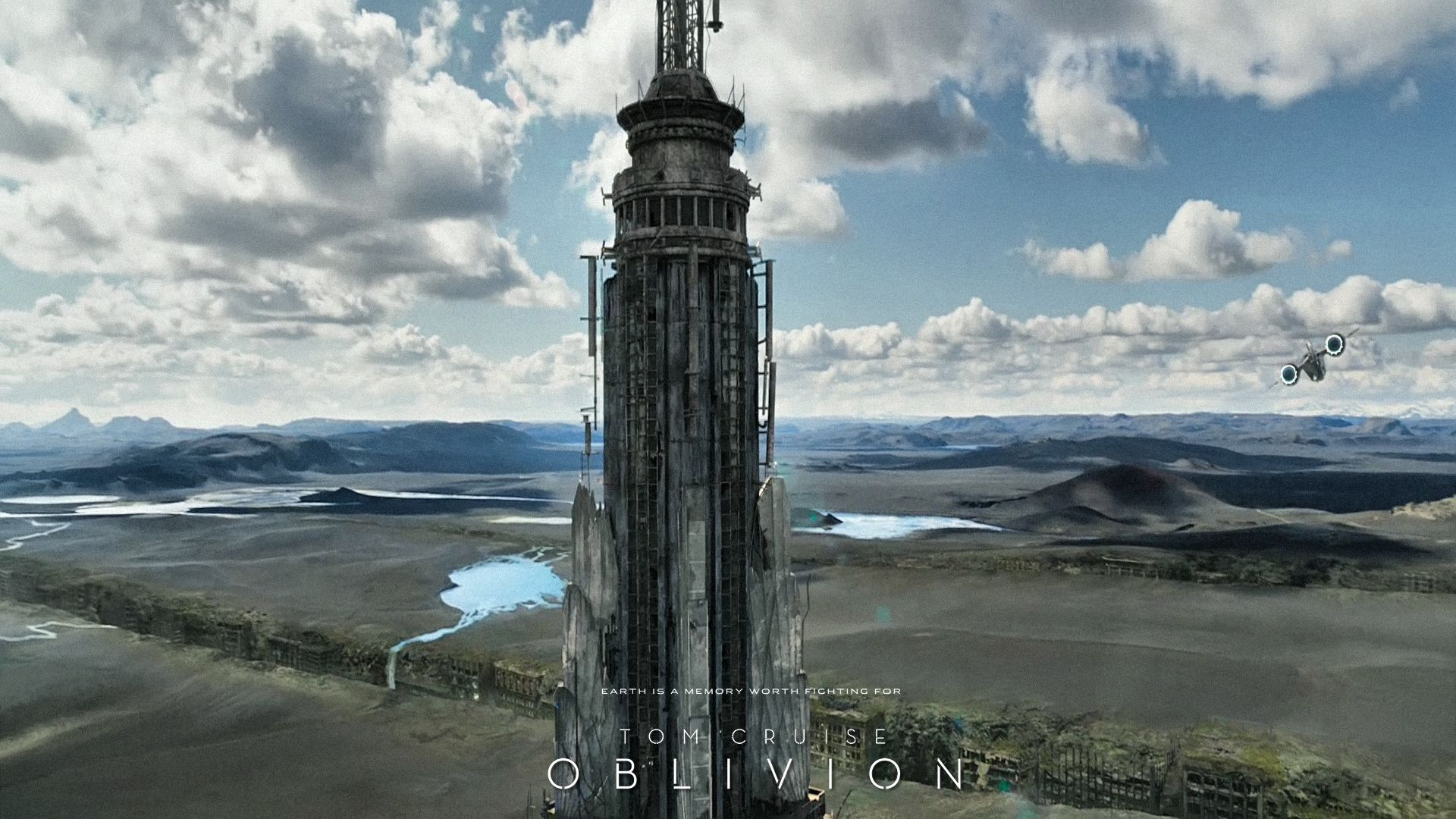 tom cruise oblivion movie wallpaper | wallpapers for desktop