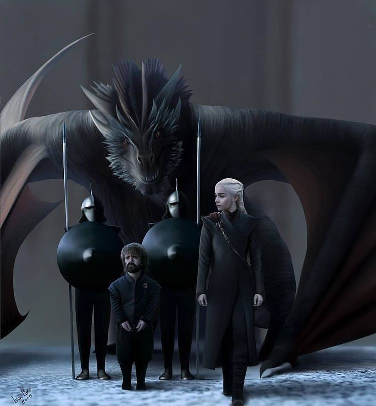 Danaryes Targaryean In 2020