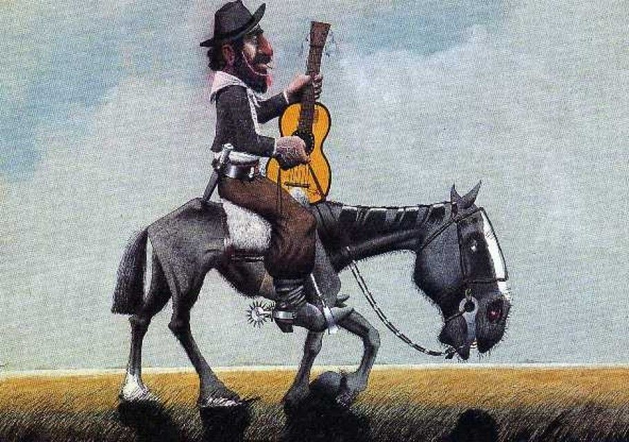 Resultado de imagen para el viejo guitarrero