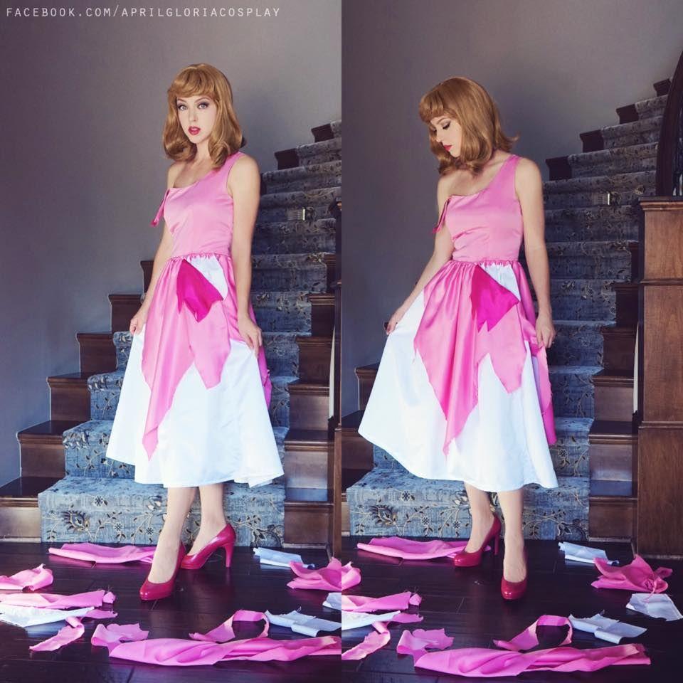Cinderella cosplay by April Gloria: Holloween, nailed ...