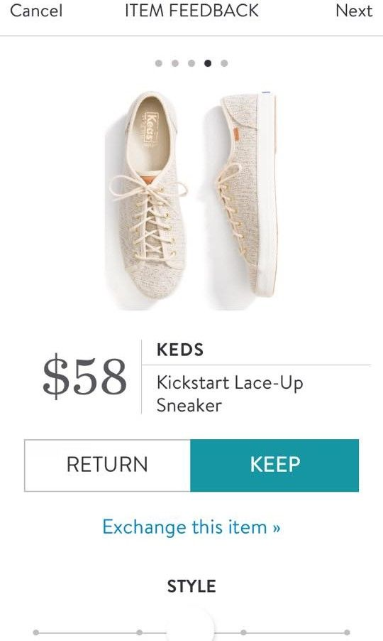abd6f930648 Pin by Intuitively Chic on ALL Stitch Fix Shoes! | Stitch fix ...