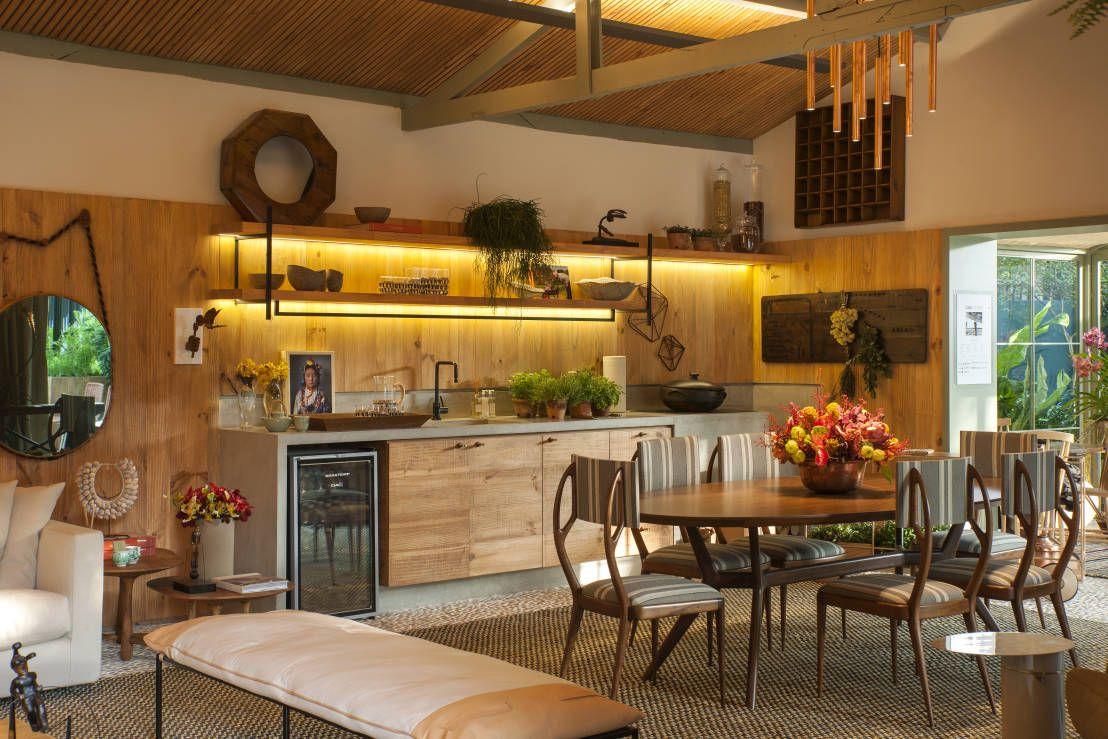 Cozinha Caipira Moderna Pesquisa Google Casa De Campo Ou