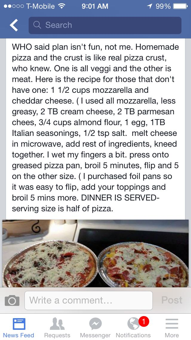 Pozza crust- broil it- never tried that before.