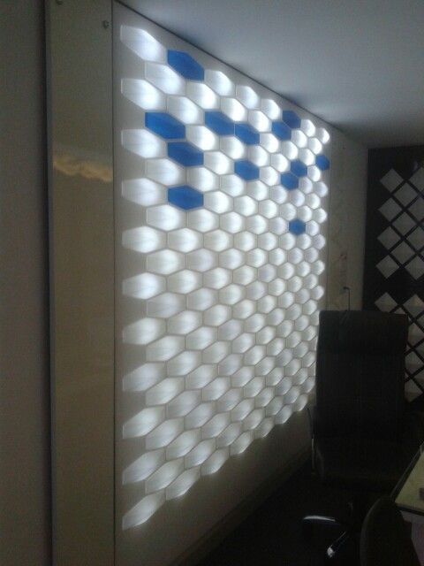 Acrylic 3D Wall Panels | Acrylic | Pinterest | 3D Wall Panels