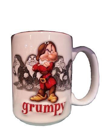 Disney Character Coffee Mugs Home Kitchen Mug Raised