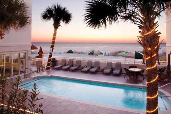 Hotel On Tybee Island Georgia Savannah Beach