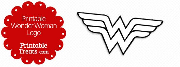 photo regarding Wonder Woman Printable Logo titled free of charge-printable-question-lady-emblem Cosplay - Surprise Female