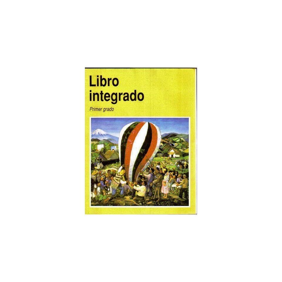 Libro integrado, Primer grado Luz Maria Chapela Mendoza