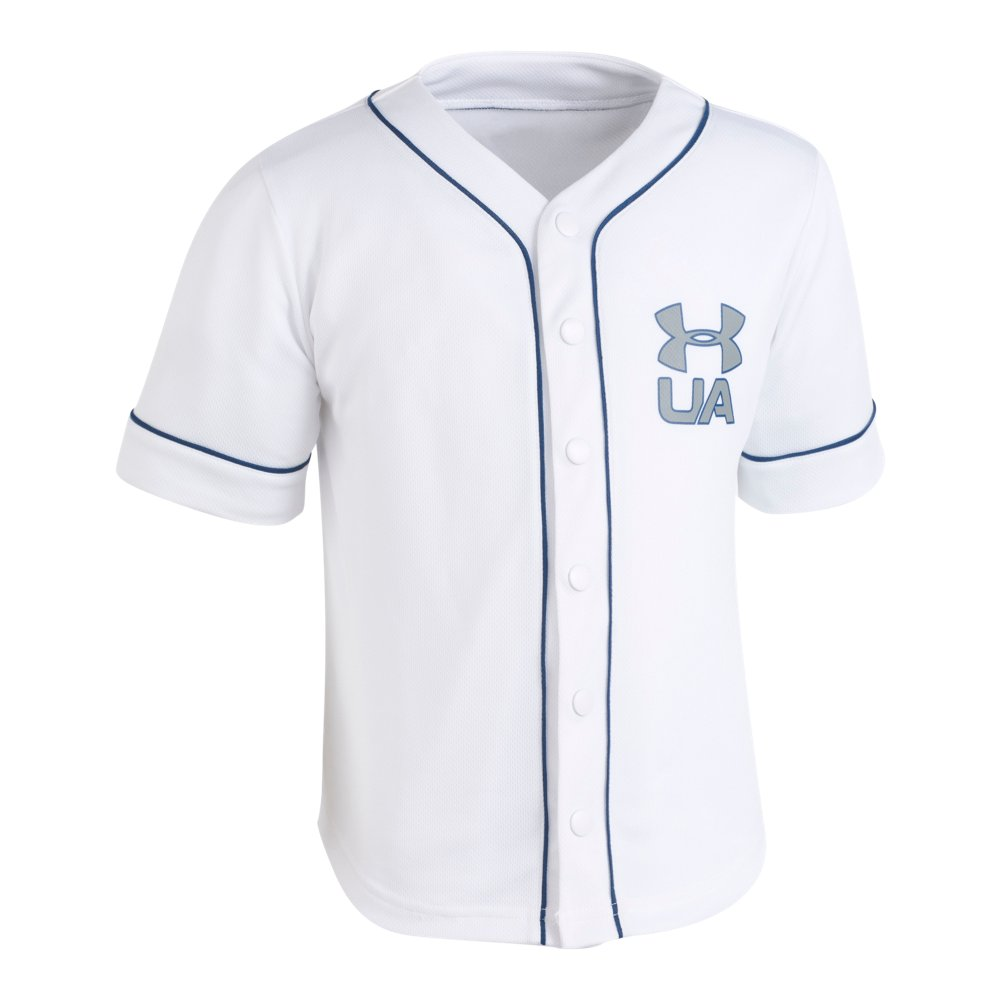 c0e24d54b1a Under Armour Boys  Homerun Baseball Jersey — Toddler Jerseys De Béisbol