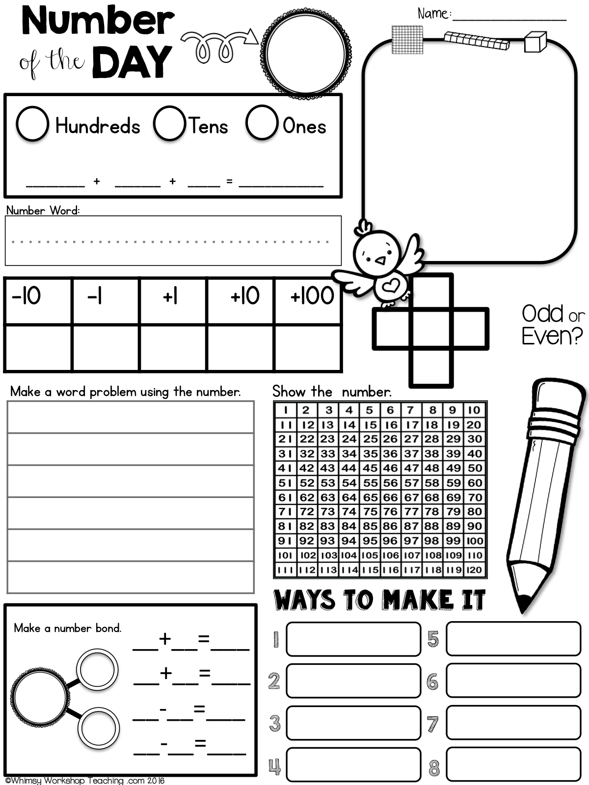 Math: 5 Steps to a Successful Program | Pinterest | Template, Number ...
