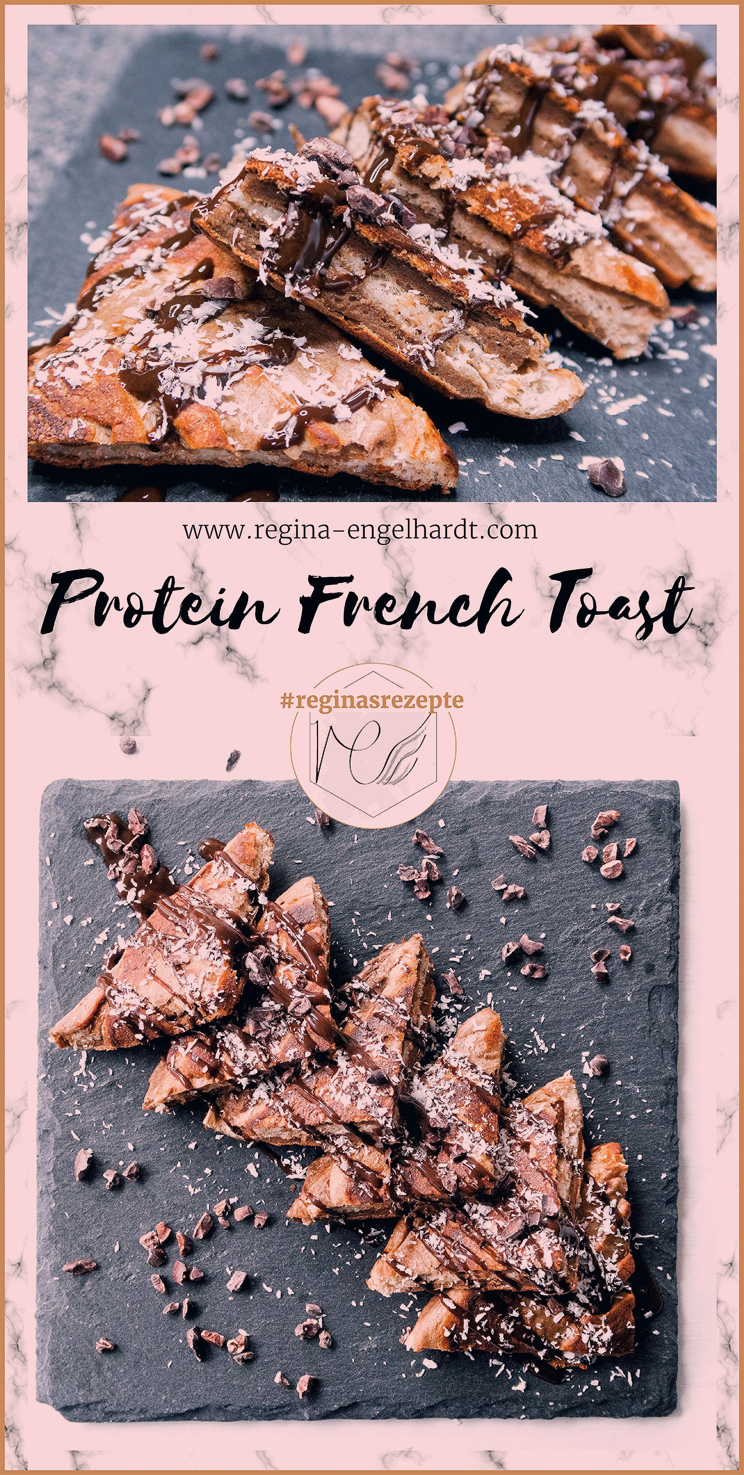 Hier habe ich ein Protein French Toast Rezept für euch! Dieser French Toast ist sehr eiweißreich und...