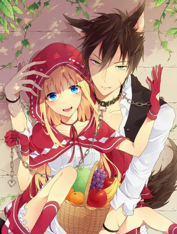 little red riding hood doujin
