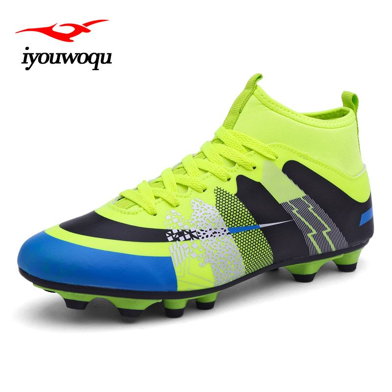 Feetalk Ankle Kids Boots Superfly Soccer Football Shoes Cleats Boys Girls Sneakers Soccer Shoes Kids Football Boots Soccer Boots Superfly Soccer Cleats