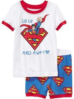 DC Comics Baby Superbaby Girl Clothing Set
