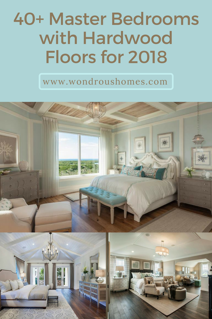 Master bedroom hardwood floors   Master Bedrooms with Hardwood Floors  For the Home  Pinterest