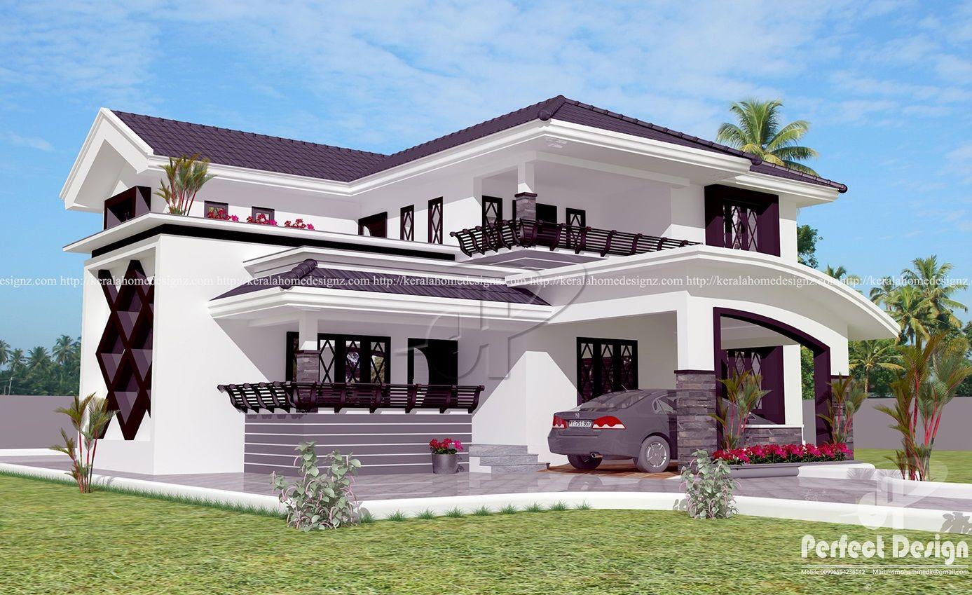 Ramani Za Nyumba Nigeria Modern House